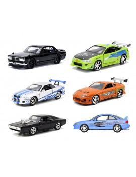 Fast & Furious Diecast Models 1/32 Display B (6)