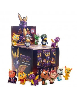 Spyro the Dragon Vinyl Figures 8 cm Display (24)