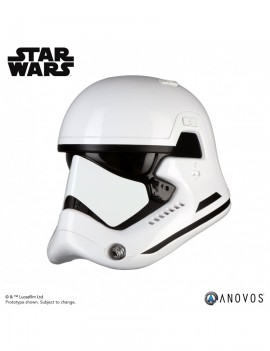 Star Wars Episode VIII Replica 1/1 First Order Stormtrooper Helmet Accessory Ver.