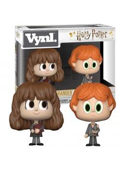 Harry Potter Ron e Hermione...