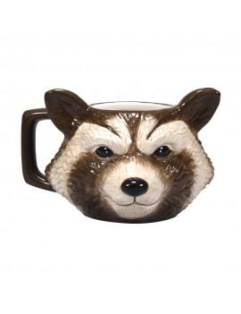 Marvel Shaped Mug Rocket