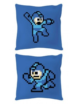 Mega Man Pillow 8-Bit Mega Man 40 cm