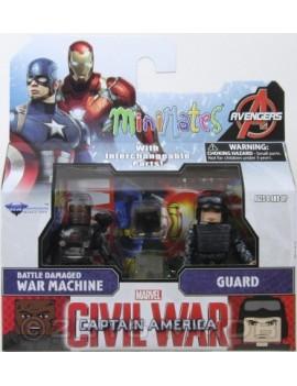 Marvel Battle Damaged War...