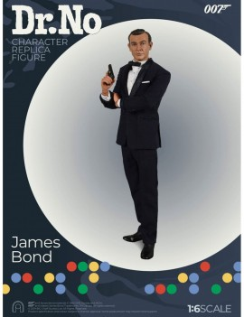 Dr. No Collector Figure Series Action Figure 1/6 James Bond Limited Edtion 30 cm