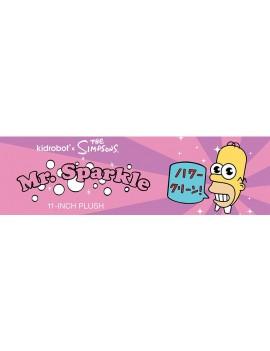 The Simpsons Plush Figure Mr. Sparkle 28 cm