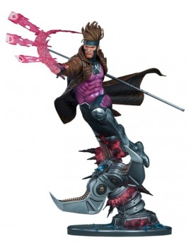 Marvel Maquette Gambit 53 cm
