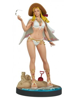 Street Fighter Statue Karin (Season Pass) 43 cm