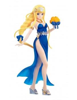 Sword Art Online Ichibansho PVC Statue Alice Party Dress 20 cm