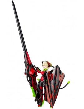 Megami Device Plastic Model Kit 1/1 Bullet Knights Lancer Hell Blaze 14 cm