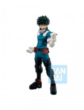 My Hero Academia Ichibansho PVC Statue Izuku Midoriya (Fighting Heroes feat. One's Justice) 24 cm