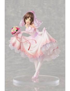 The Idolmaster Cinderella Girls PVC Statue 1/7 Miku Maekawa Dreaming Bride Ver. Limited 24 cm