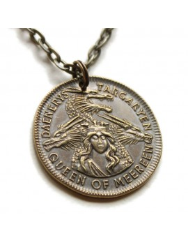 A Song of Ice and Fire Pendant & Necklace Daenerys Targaryen Mark of Meereen
