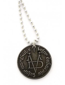 A Song of Ice and Fire Pendant & Necklace Iron Coin of the Faceless Man