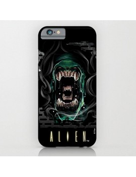 Alien iPhone 6 Plus Case Xenomorph Smoke
