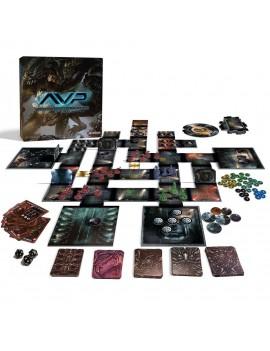Alien vs. Predator Tabletop Game The Hunt Begins 2nd Edition *German Version*