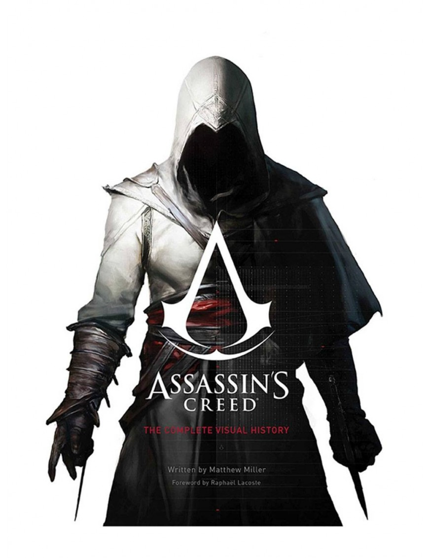 Assassin S Creed Art Book The Complete Visual History