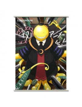 Assassination Classroom Wallscroll Koro 90 x 60 cm