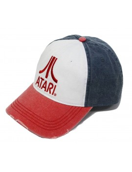 Atari Baseball Cap Red Logo