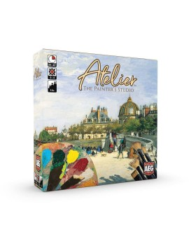Atelier Board Game *English Version*