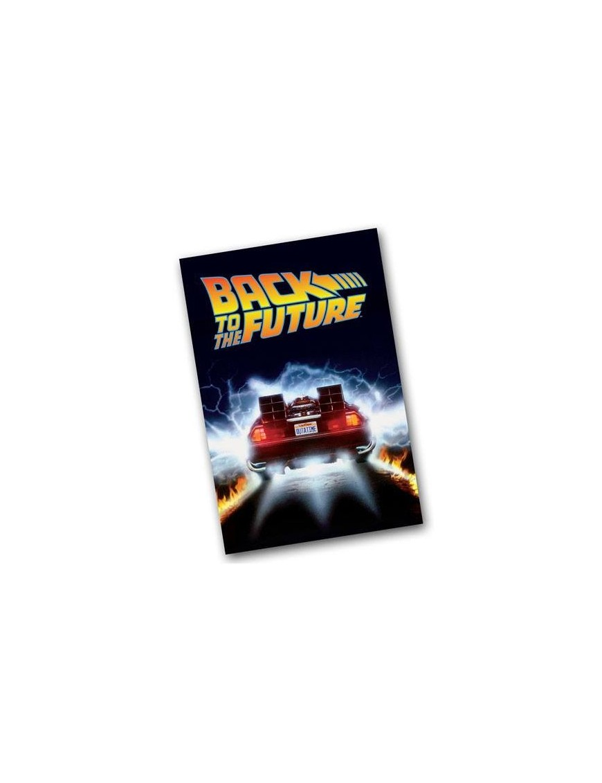 Back to the Future Bath Towel Delorean Time Machine 91 x 61 cm