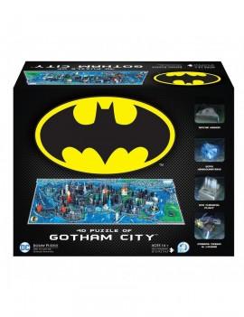 Batman 4D Large Puzzle Gotham City (1550+ pieces)
