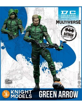 Batman/DC Universe Miniature Game 2nd Edition Miniature Green Arrow *English Version*