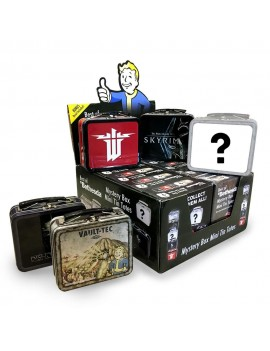 Best of Bethesda Mini Tin Totes Blind Box Display (10)