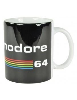 Commodore 64 Mug Black Logo