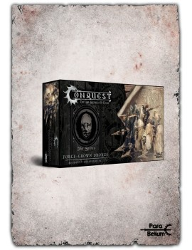 Conquest: The Last Argument of Kings Miniatures 12-Pack Spires: Force Grown Drones