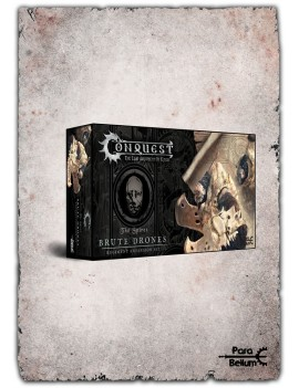 Conquest: The Last Argument of Kings Miniatures 3-Pack Spires: Brute Drones