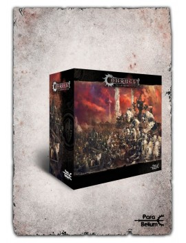 Conquest: The Last Argument of Kings Tabletop Game Core Box Set *Italian Version*