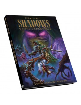 Court of the Dead Graphic Novel Shadows of the Underworld english