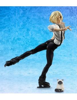 Yuri!!! on Ice G.E.M. Series PVC Statue 1/8 Yuri & Pyocha 18 cm