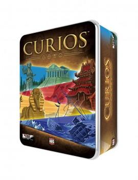 Curios Card Game *English Version*