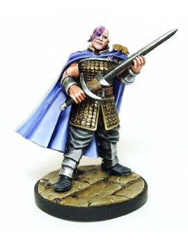 D&D Collectors Series Miniatures Unpainted Miniature Classic Minsc & Boo