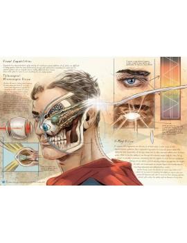 DC Comics Art Book Anatomy of a Metahuman