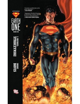 DC Comics Comic Book Superman Earth One Vol. 02 by J. Michael Straczynski english