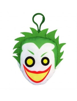 DC Comics Nerd Vault Plush Keychain The Joker SDCC 2019 18 cm