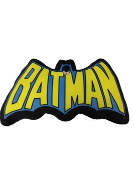 DC Comics Pillow Batman Letters 34 cm