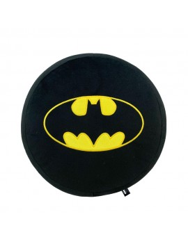 DC Comics Plush Cushion Batman Logo 35 x 35 cm
