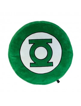 DC Comics Plush Cushion Green Lantern Logo 35 x 35 cm