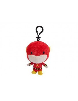 DC Comics Plush Hanger Flash Chibi Style 10 cm