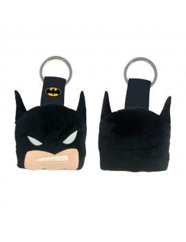 DC Comics Plush Keychain Batman Face 6 cm