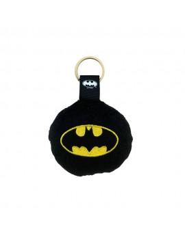 DC Comics Plush Keychain Batman Logo 6 cm