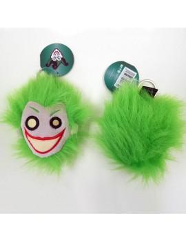 DC Comics Plush Keychain Joker Face 6 cm