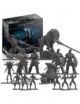 Dark Souls The Board Game Expansion Darkroot