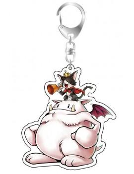 Dissidia Final Fantasy Acrylic Keychain Cait Sith