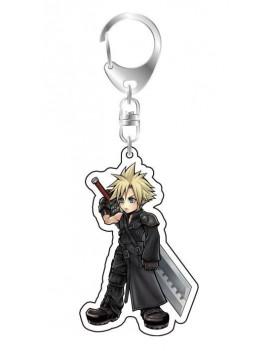 Dissidia Final Fantasy Acrylic Keychain Cloud