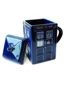 Doctor Who 3D Mug Tardis