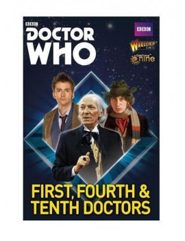 Doctor Who Exterminate! Expansion 1st, 4th and 10th Doctors *English Version*
